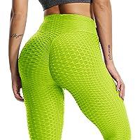 FITTOO Mallas Pantalones Deportivos Leggings Mujer Yoga de Alta Cintura Elásticos y Transpirables para Yoga Running Fitness con Gran Elásticos85