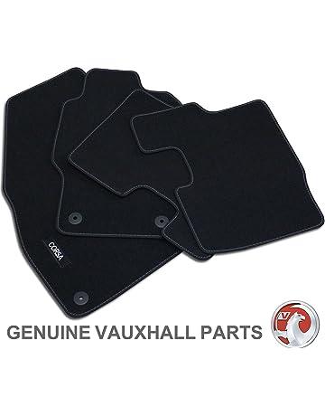 84840661868 Genuine OE Vauxhall Corsa D E Tailored Black Velour Front Rear Carpet Floor  Mats