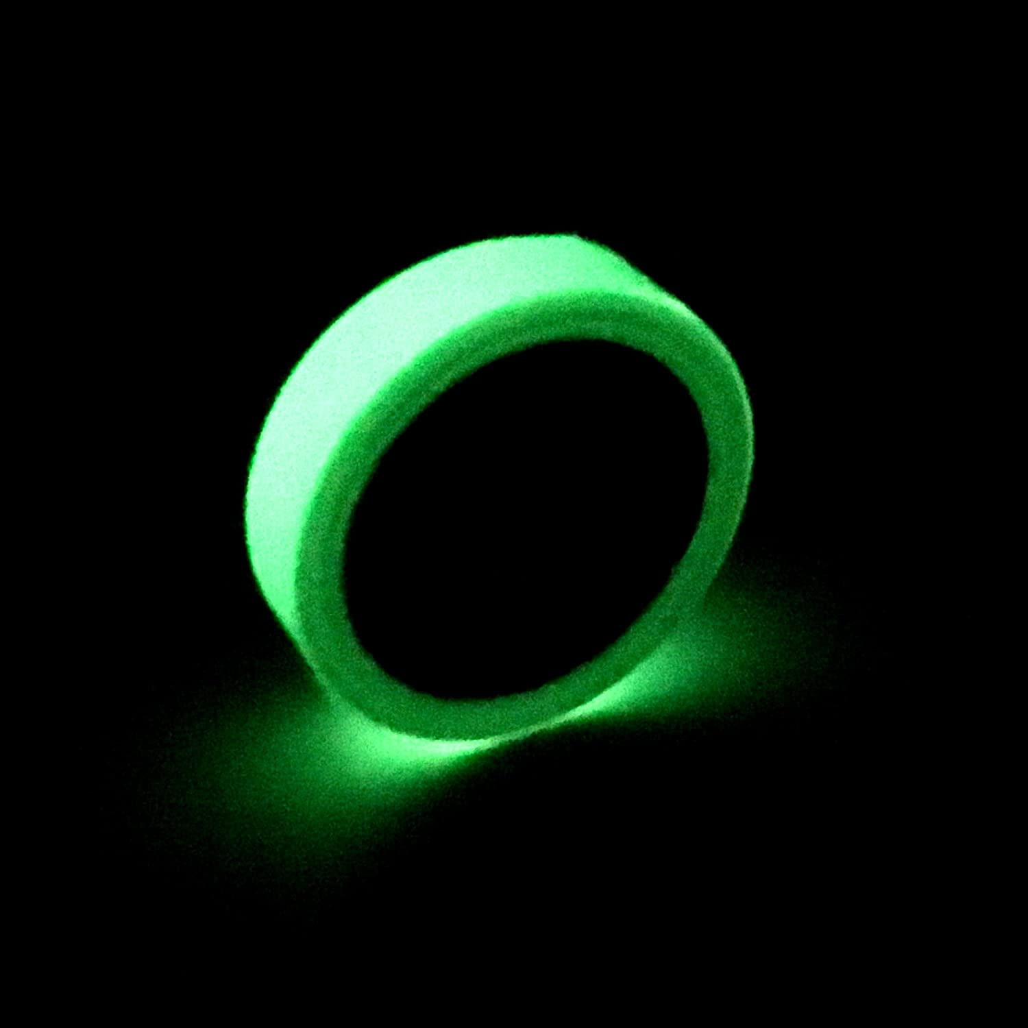 Fun Central BC757 30 ft by 1 Inch Glow in the Dark Tape