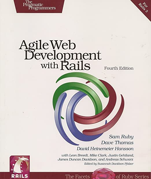 Ruby on rails tutorial: learn web development with rails, 4th.