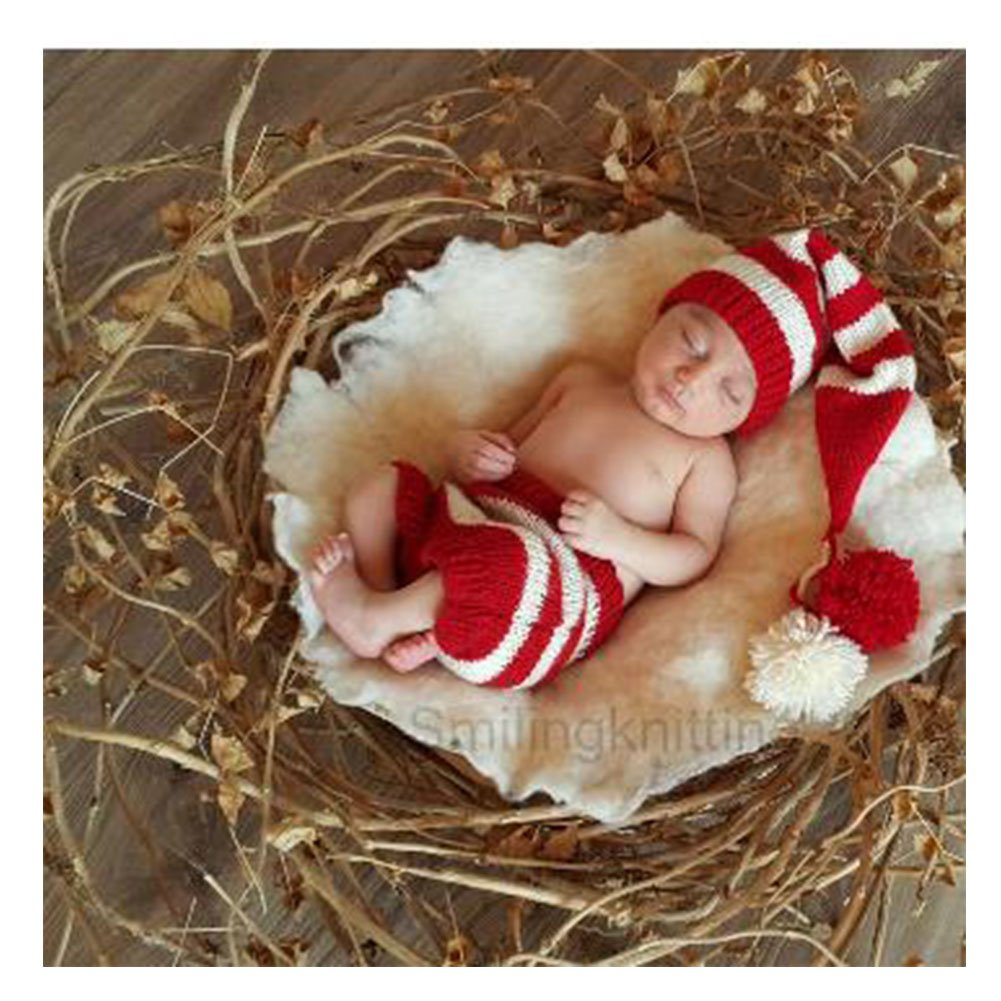 f3f3a8e0a Amazon.com  Baby Photography Props Newborn Boy Girl Photo Shoot ...
