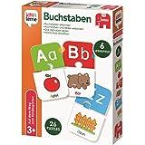 Jumbo Spel 19548 Ich lerne Buchstaben, Tysk Edition