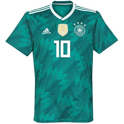 sale retailer 8df14 041c8 adidas Germany Away Özil 10 Jersey 2018/2019 (Offcial Printing)