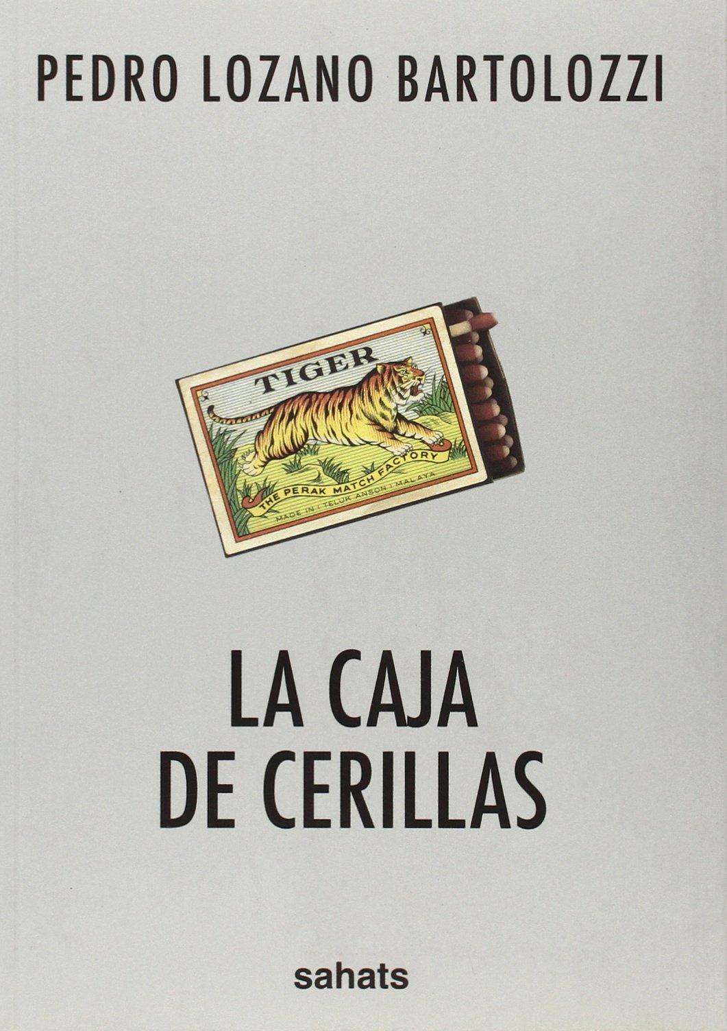 Caja de cerillas, la: Amazon.es: Lozano, Pedro: Libros