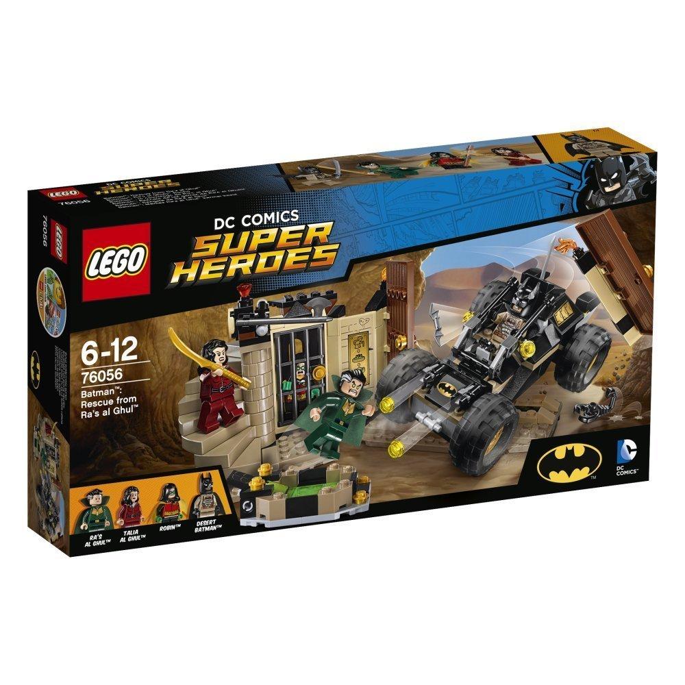 LEGO レゴ DCスーパーヒーローズ 76056 2016後半新商品 バットマン:ラーズアルグールからの救出 76056 LEGO [並行輸入品] [並行輸入品] B01HV49R9C, 水谷商会:3fad830b --- ijpba.info