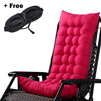 Didihou Rocking Chair Cushions 1 Piece Soft High Back Seat Cushion For  Indoor Outdoor Use With