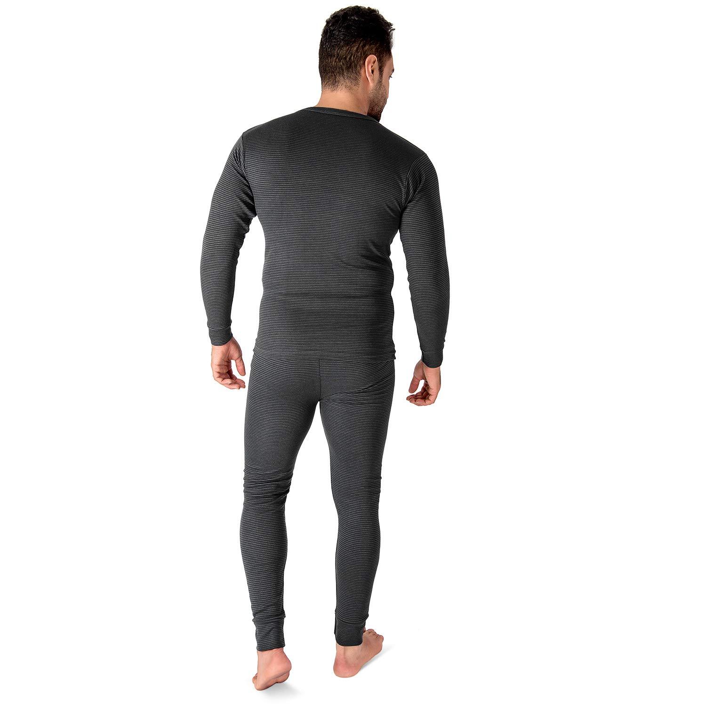 Herren Thermounterhose Thermo lange Unterhose oder SET Unterhemd Unterwäsche