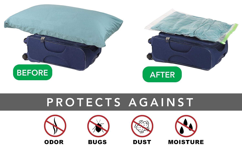 Amazon.com: New Acrodo bolsas compactas para ahorrar espacio ...