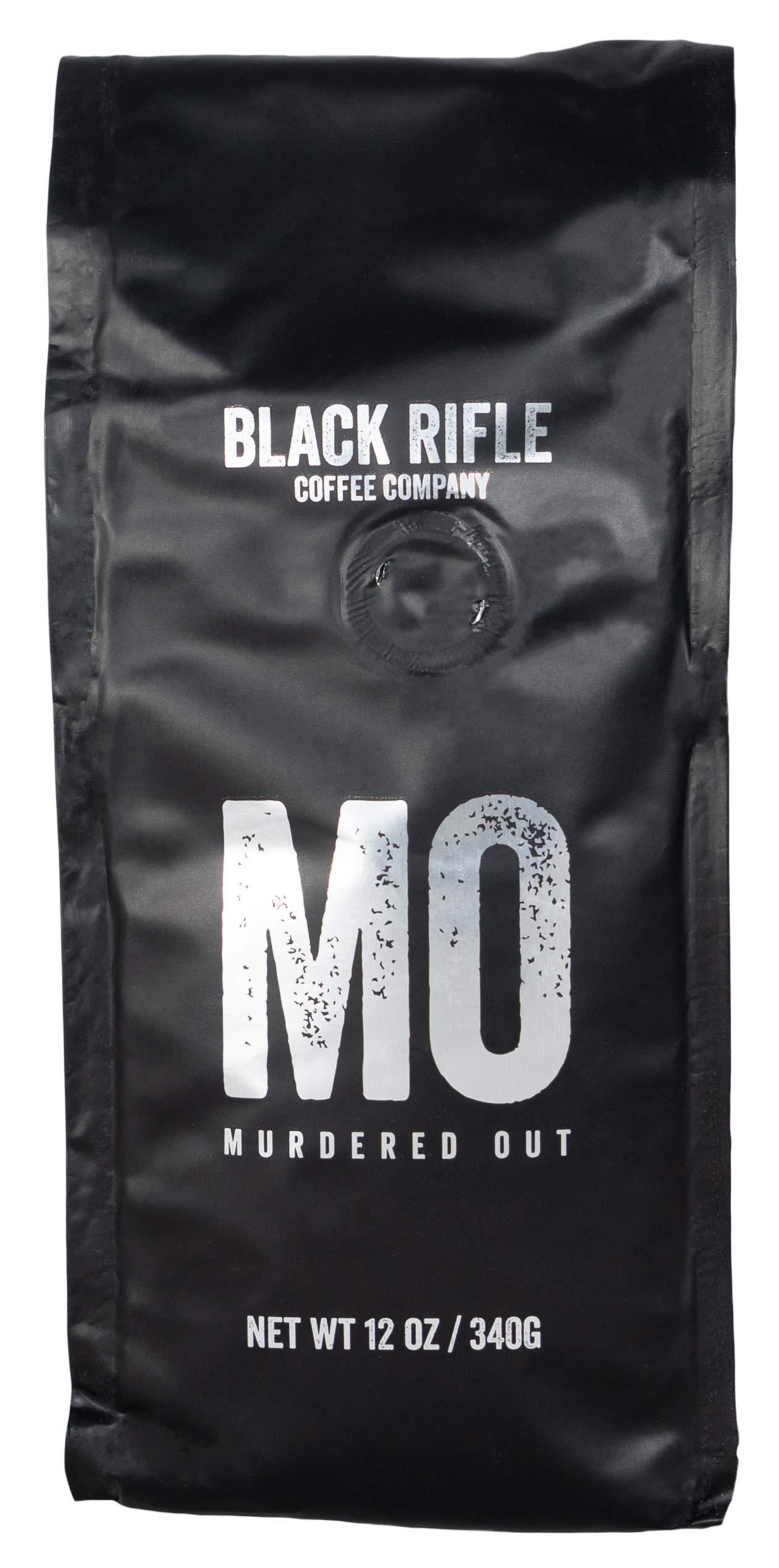 Black Rifle Coffee Company Murdered Out Coffee Dark Roast Ground, 12 Ounce Bag by Black Rifle Coffee Company (Image #2)