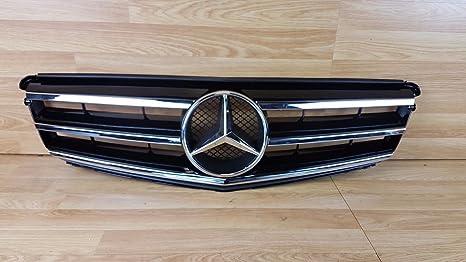Nuevo Mercedes Clase C W204 07 – 14 cromado Sports AMG rejilla frontal Grill