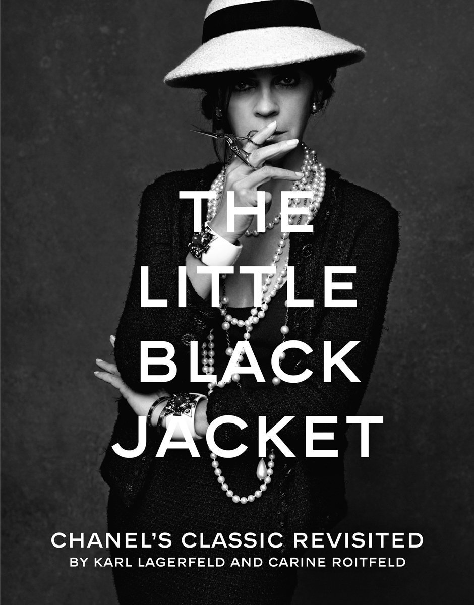 The Little Black Jacket: Chanel's Classic Revisited: Karl ...