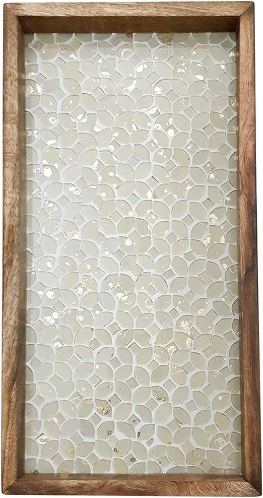 Rectangular Tray Table Slate Natural Stone 40*30 cm ose-749773