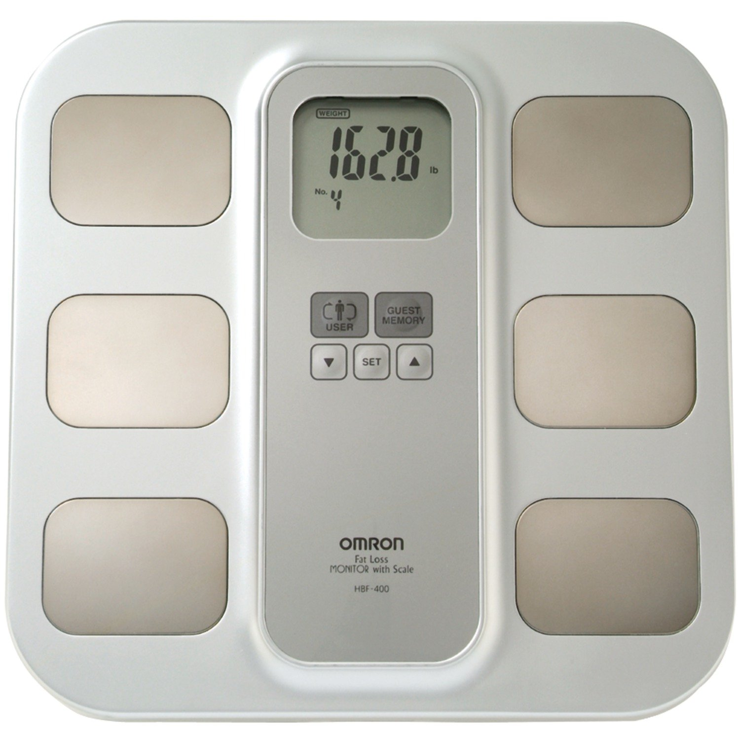 amazon com fat loss monitor with scale health personal care