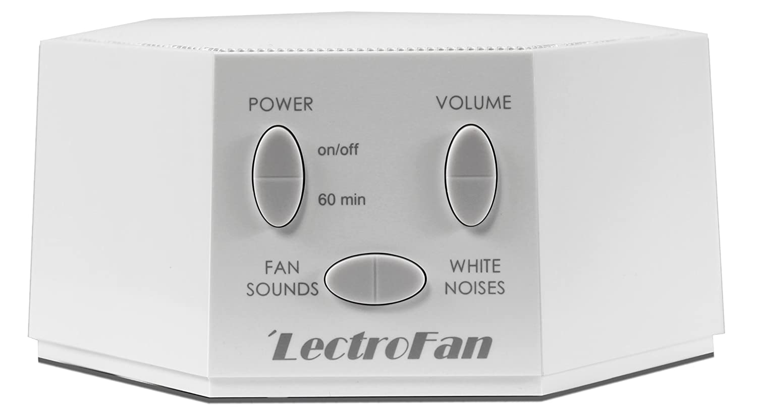 amazon com lectrofan high fidelity white noise machine with 20