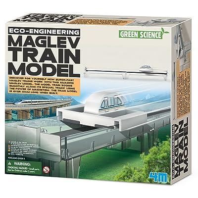 4m train à Sustentation magnétique train Modèle