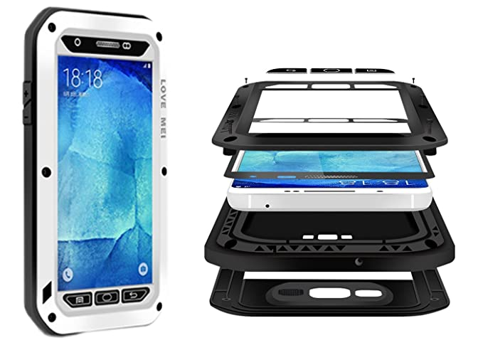 new styles 91202 85a86 SAMSUNG GALAXY A8 Case Shockproof Dustproof Waterproof anti-scratch ...