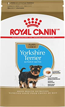Royal Canin Yorkshire Terrier Puppy Breed Specific Dry Dog Food