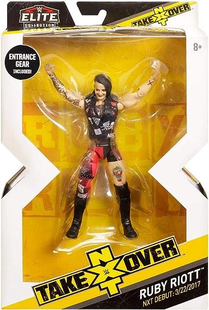 WWE Mattel Ruby Riott NXT Takeover Series 4 Exclusive Elite Series Figure