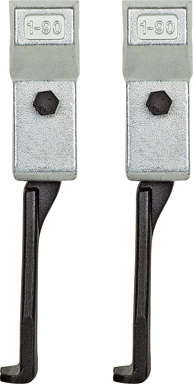 Kukko 1-94-P Paar Abzughaken 100 mm