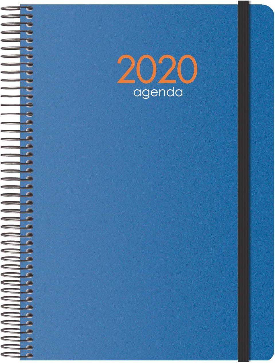 Dohe 11630 - Agenda, color azul