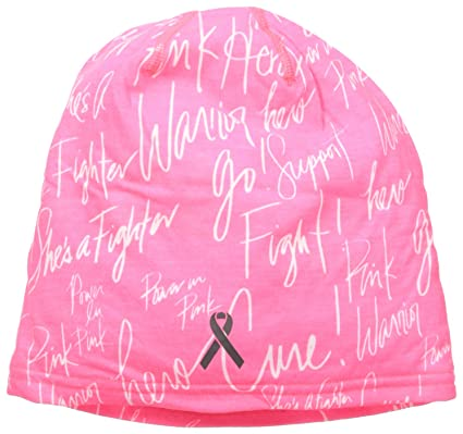 9777266db05 Amazon.com  Under Armour Women s Power In Pink Beanie