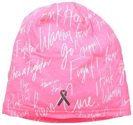 Amazon.com  Under Armour Women s Power In Pink Beanie a7aa1344fb4