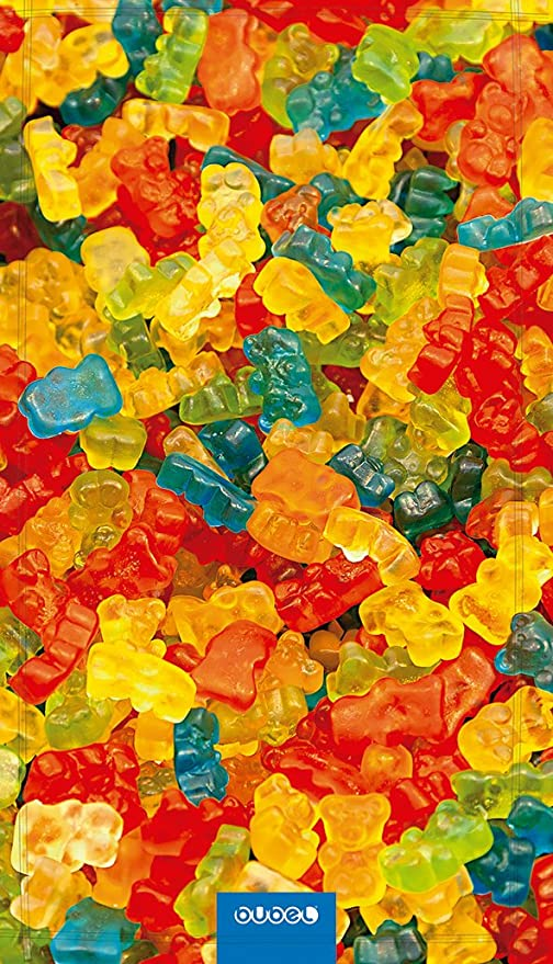 Bubel Bears Toalla Técnica Microfibra, 145x85x0.03 cm