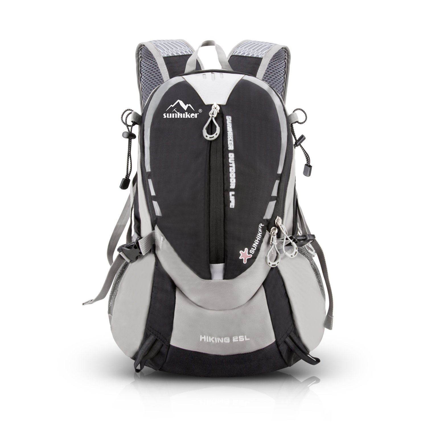 Amazon.com : Hiking Cycling Backpack, Sunhiker Sports Outdoor ...