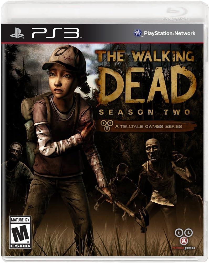 Amazon com: The Walking Dead: Season 2 - PlayStation 3