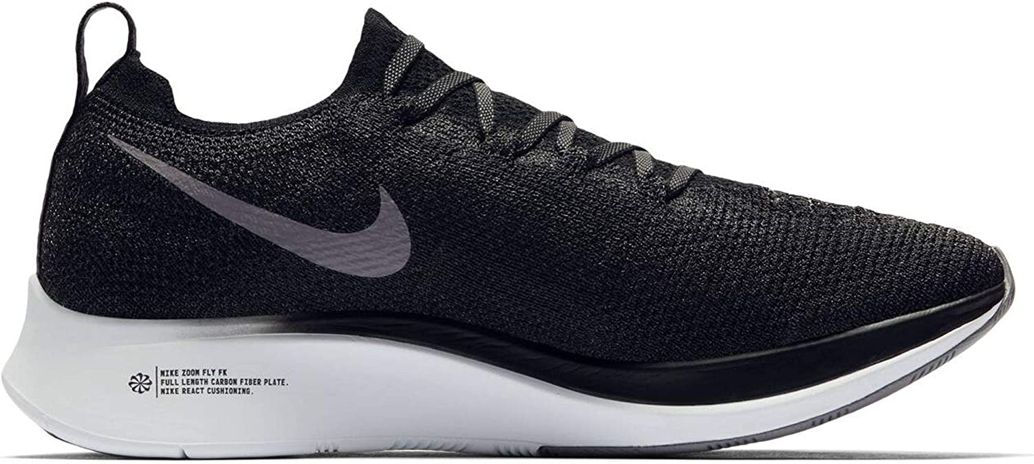 Amazon.com: Nike Zoom Fly Flyknit - Zapatillas de running ...