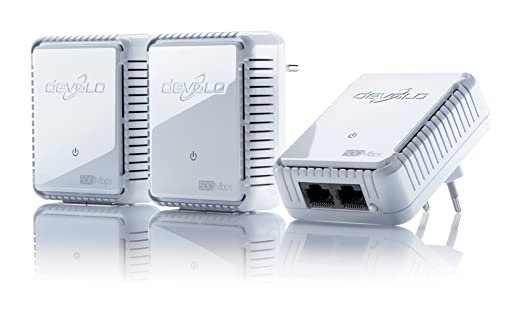 31 opinioni per Devolo dLAN 500 duo Network Kit- Bridge- collegabile a parete