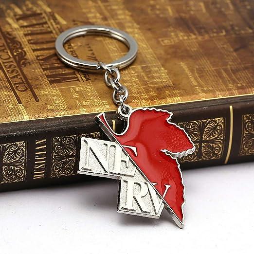 Value-Smart-Toys - EVA Neon Genesis Evangelion Keychain ...