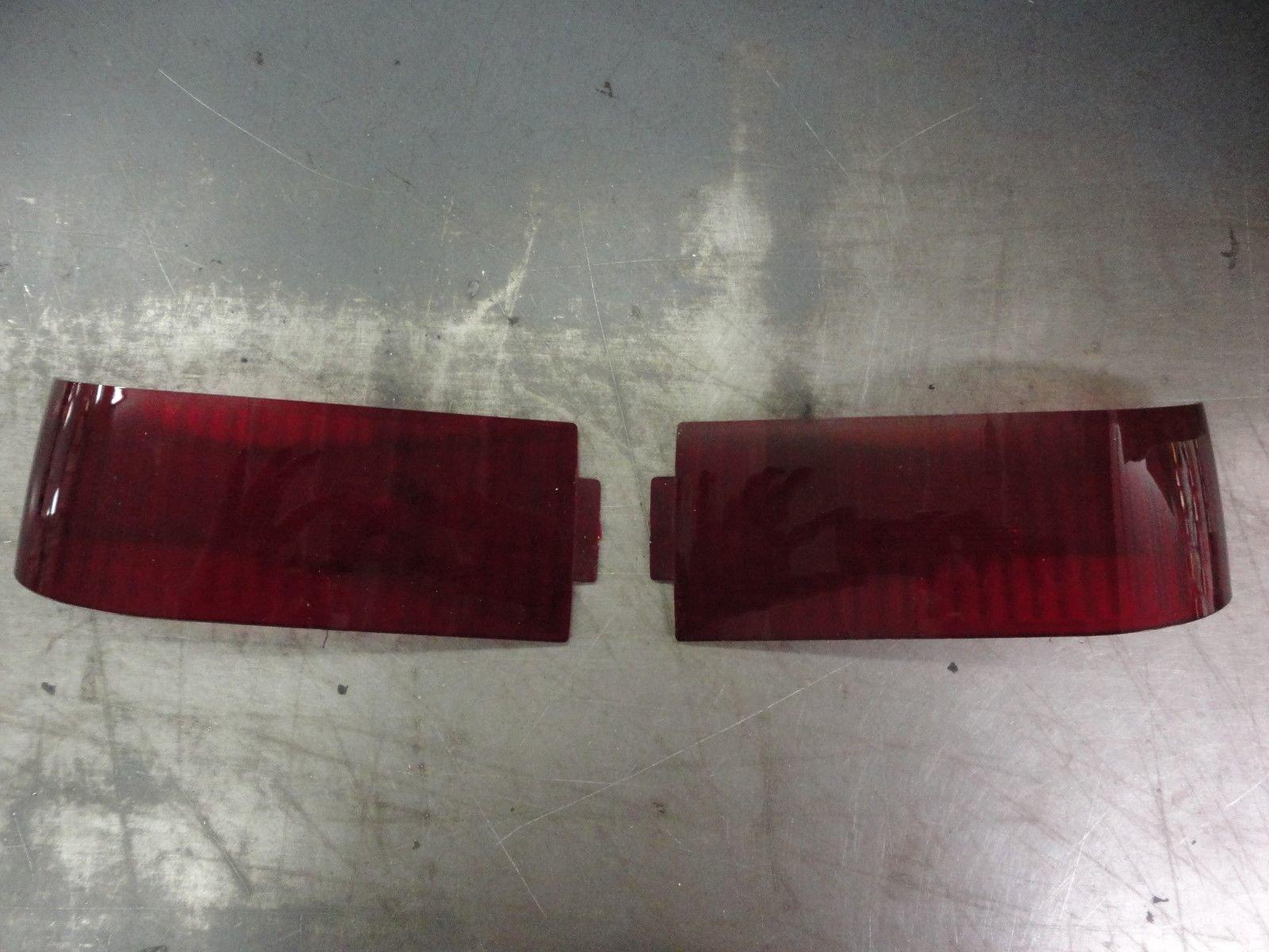NEW Replacement John Deere Genuine OEM Rear Tail Light Lens Set M116504 M116505 415 425 445 455