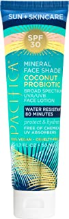 product image for PACIFICA Coconut Probiotic SPF30 Mineral Face Shade, 1.7 FZ