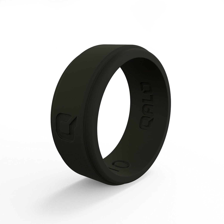 最大80%オフ! QALO-メンズシリコンリング(品質は、陸上競技、愛とアウトドア)は16-25のサイズを B0725BFK44 Step Q2X Black Step Silicone Black Edge - Silicone Ring 10 10|Q2X Black Step Edge - Silicone Ring, BLUESKY オンラインショップ:e97721ad --- arianechie.dominiotemporario.com