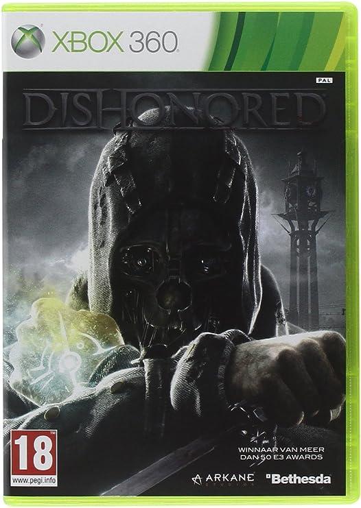 Bethesda Dishonered, Xbox 360 - Juego (Xbox 360, Xbox 360, Acción, M (Maduro)): Amazon.es: Videojuegos