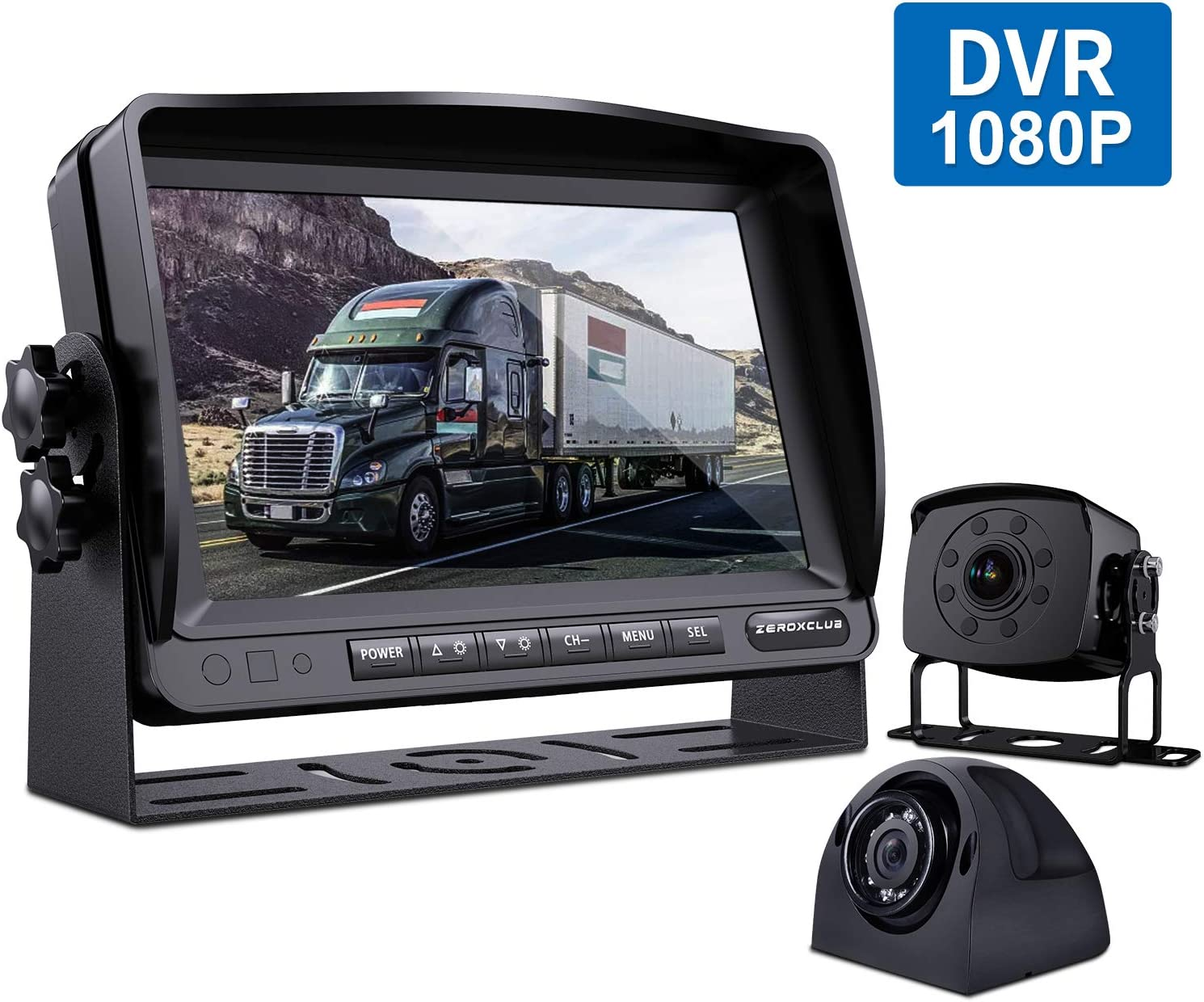 ZEROXCLUB Wired Backup Camera