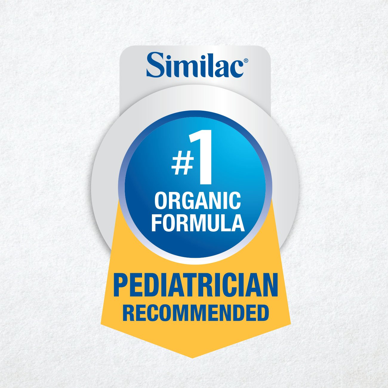 Similac Organic Non-GMO Infant Formula, Powder, Baby Formula, 23.2 ounces, 6 Count, (1-Month Supply) by Similac (Image #5)