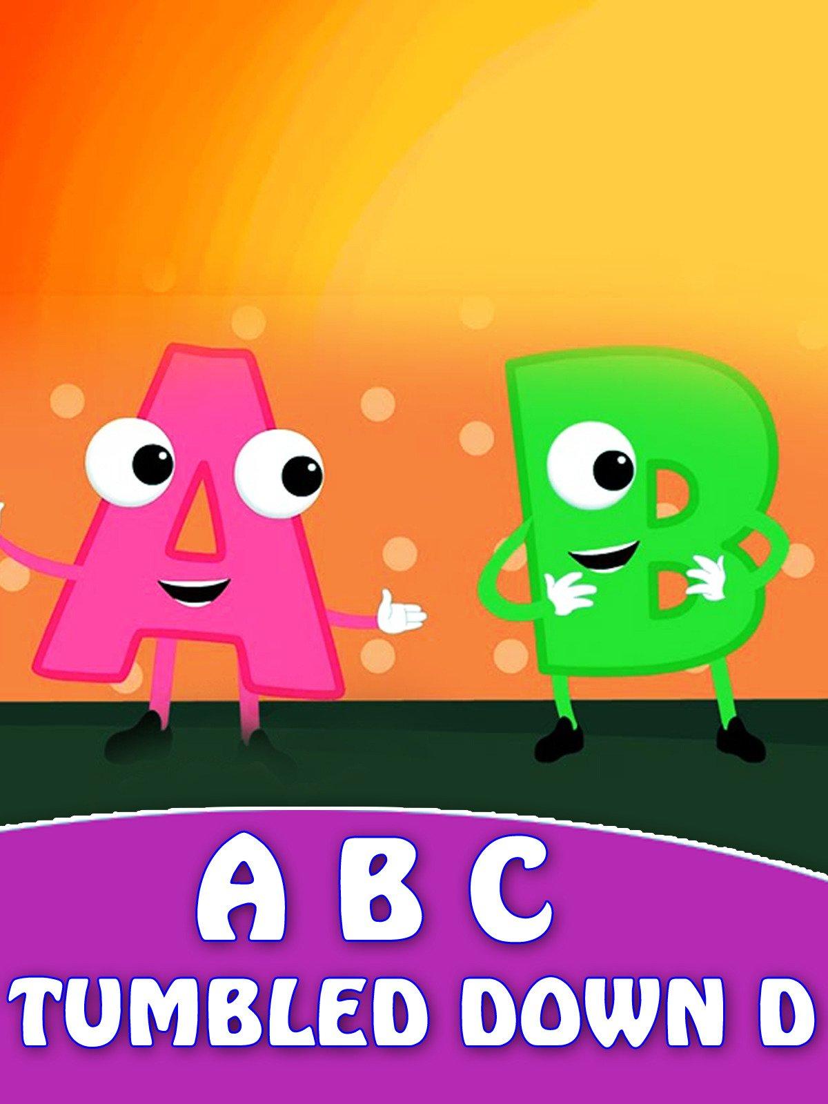 Abc Tumbled Down D on Amazon Prime Video UK