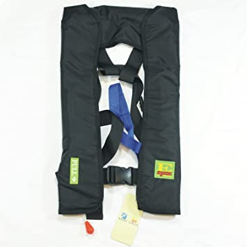 Manual Water Sport Jacket Swimming Wear Safety Swimsuit Inflatable Life Vest