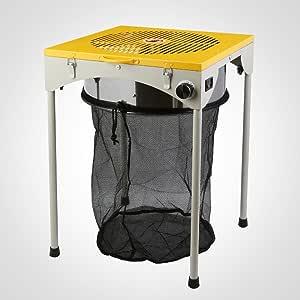 Mesa manicuradora eléctrica - Peladora Table Trimmer 46x46x64, 5cm ...