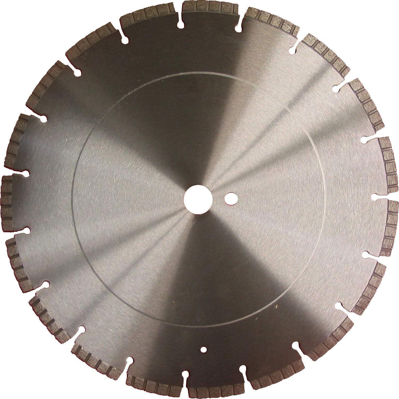 Natur- und Kunststein Beton armiert Diamanttrennscheibe Trennscheibe WTB/_/Ø 500 mm Profi Qualit/ät Ziegel Universal, B= /Ø 25,4 mm Lasergeschwei/ßte Turbosegment 10 mm,Beton