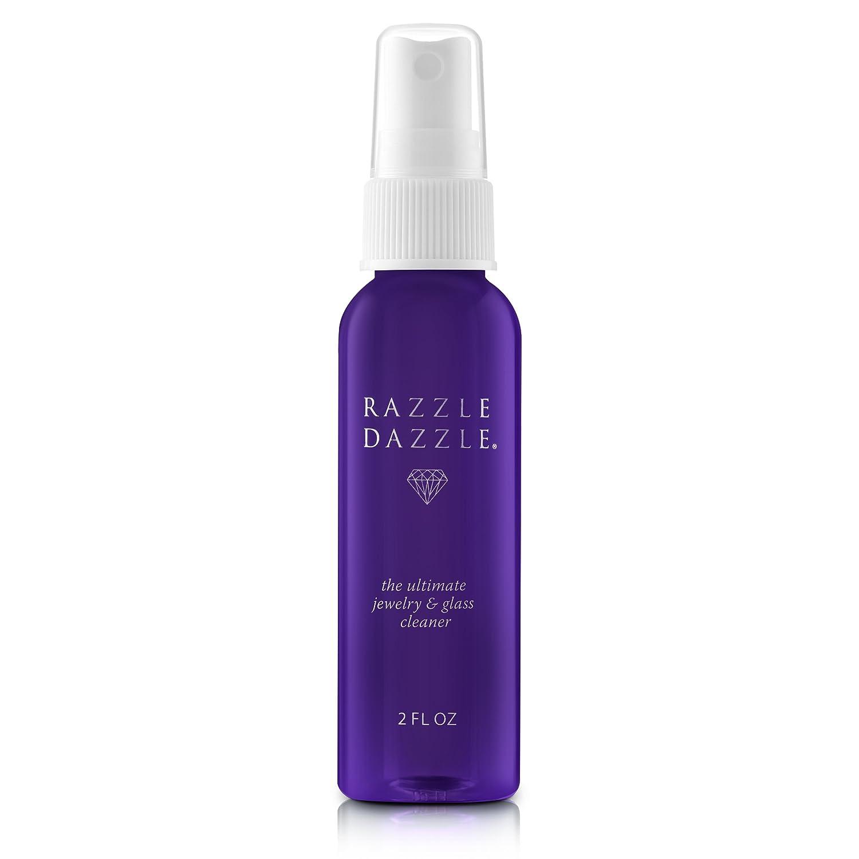 Razzle Dazzle Jewellery & Glass Cleaner 59ml, (2 oz).