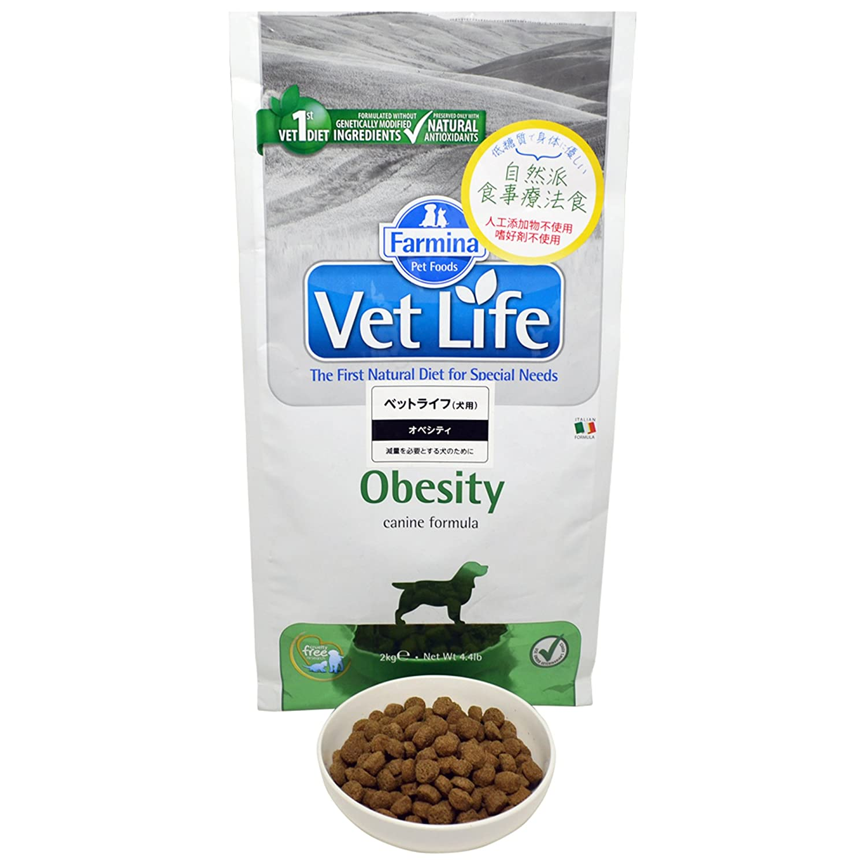Vet Life obesity diabetis Dog 12 kg, 1er Pack (1 x 12 kg): Amazon.es: Productos para mascotas