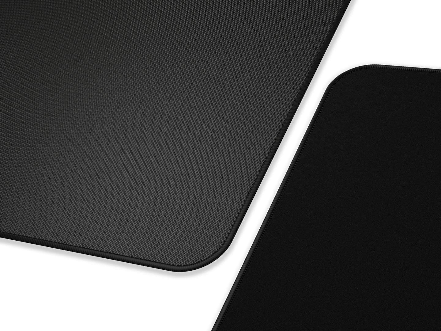 14x24 XLarge Stitched Edges G-P-Stealth Stealth Edition Large Wide Glorious XL Extended Gaming Mouse Mat//Pad Black Cloth Mousepad