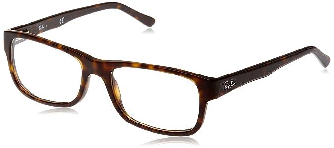 Sonderkauf 100% Qualitätsgarantie angemessener Preis Ray Ban Herren RX5268 Brille, Top Blue on Green