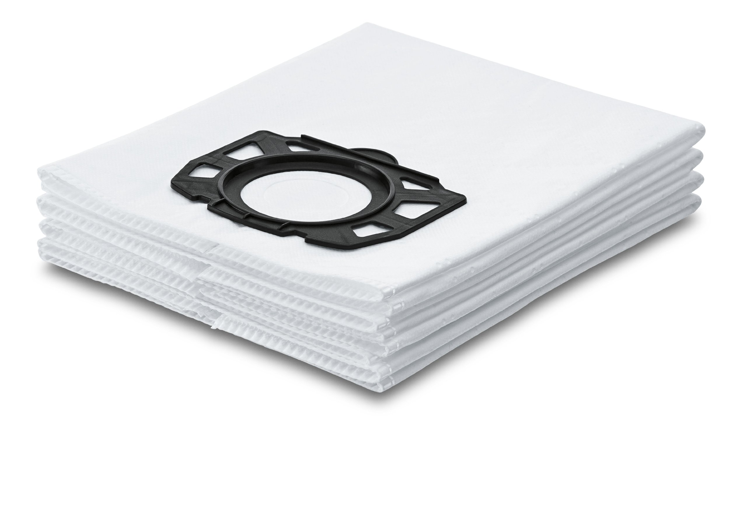 Karcher Fleece Filter Bags Replacement for WD4, WD5, WD5/P Wet & Dry Vacuums