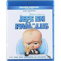 Un Jefe en Pañales [Blu-ray]
