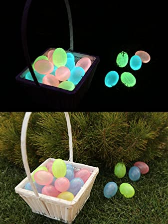 Amazon egglo glow in the dark easter eggs 12 give your egglo glow in the dark easter eggs 12 give your kids an amazing negle Images