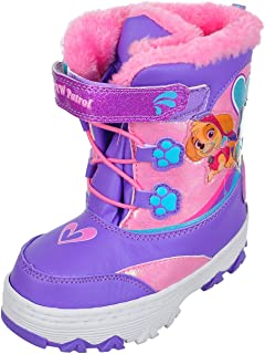 2fd649f675ac Amazon.com  Josmo Boys Paw Patrol Snow Boots